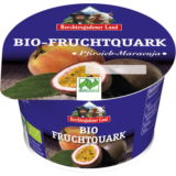 Bio-Vanille- oder Fruchtquark