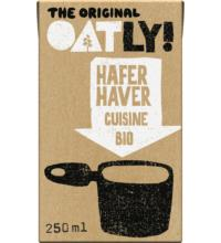 Oatly Hafer Cuisine - Hafersahne, 250 ml Pack
