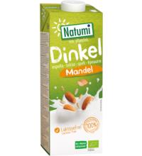 Natumi Dinkel-Mandel-Drink, 1 ltr Packung