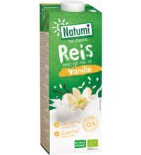 Natumi Reisdrink Vanille, 1 ltr Packung