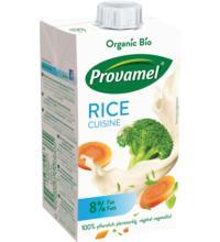 Provamel Reis Cuisine, 250 ml Packung