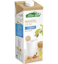 Allos Mandel Calcium Drink, 1 ltr Packung