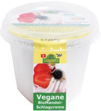Soyananda Vegane Mandel-Schlagcreme, 250 gr Becher
