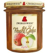 Zwergenwiese FruchtGelee Apfel, 195 gr Glas