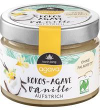 Karin Lang Kokos-Vanille-Aufstrich, 250 gr Glas