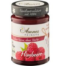 Annes Himbeer Fruchtaufstrich, 210 gr Glas - 55% Fruchtanteil -
