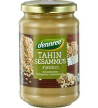 dennree Tahin, 330 gr Glas
