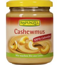 Rapunzel Cashewmus HiH, 250 gr Glas