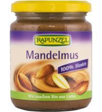 Rapunzel Mandelmus, 250 gr Glas