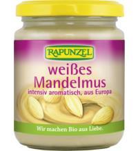 Rapunzel Mandelmus weiß, aus Europa, 250 gr Glas