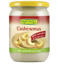 Rapunzel Cashewmus HiH, 500 gr Glas