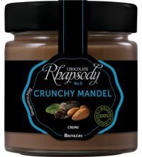 Rhapsody Crunchy Mandel Creme, 200 gr Glas