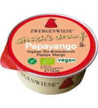Zwergenwiese Kleiner streich´s drauf Papayango, 50 gr Packung - Papaya / Mango -