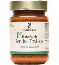 Sanchon Fenchel Toskana Brotaufstrich, 190 gr Glas