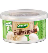 dennree Pastete Champignon, 125 gr Dose