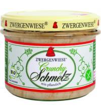 Zwergenwiese Crunchy Schmelz, 165 gr Glas