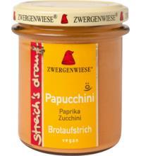 Zwergenwiese streich`s drauf Papucchini, 160 gr Glas - Paprika / Zucchini -