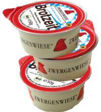 Zwergenwiese Kleiner Streich BrotZeit, 50 gr Schale