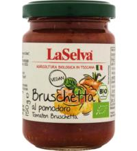 La Selva Bruschetta aus Tomaten, 150 gr Glas