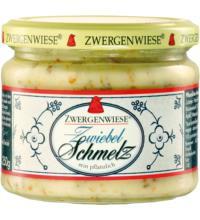 Zwergenwiese Zwiebel Schmelz, 250 gr Glas