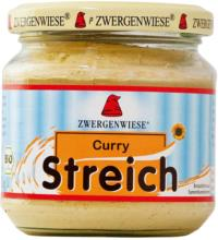Zwergenwiese Curry Streich, 180 gr Glas