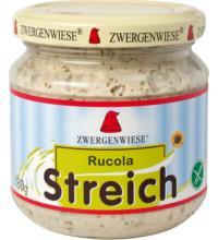 Zwergenwiese Rucola Streich, 180 gr Glas