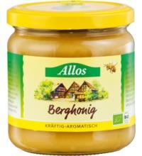 Allos Berghonig, Chile, 500 gr Glas - cremig -