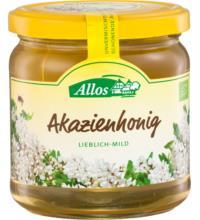 Allos Akazienhonig, 500 gr Glas - flüssig -