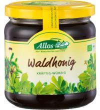 Allos Waldhonig,Italien oder Spanien, 500 gr Glas - flüssig -