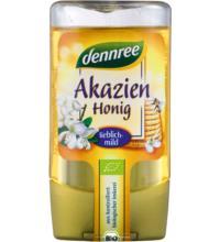 dennree Akazienhonig, China/Rumänien, 250 gr PET Flasche - flüssig -