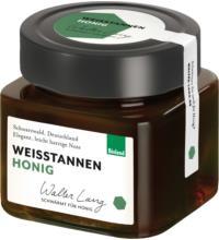 Walter Lang Weisstannenhonig, Deutschland, 275 gr Glas - flüssig -