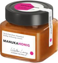 Walter Lang Manukahonig, Neuseeland, 275 gr Glas - cremig -
