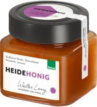 Walter Lang Heidehonig, Deutschland, 275 gr Glas - cremig -