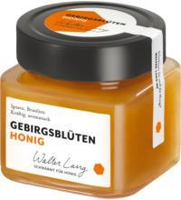 Walter Lang Gebirgsblütenhonig, 275 gr Glas - cremig -
