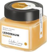 Walter Lang Lederbaumhonig, 275 gr Glas - cremig -