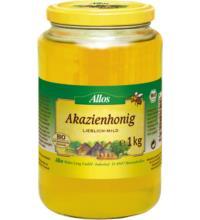 Allos Akazienhonig, 1 kg Glas - flüssig -