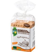Bohlsener Vollkorn Bäckerknäcke Karotte Kürbiskern, 200 gr Packung