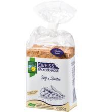 Bohlsener Eiweiß Bäckerknäcke, 200 gr Packung