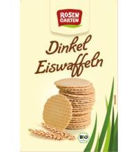 Rosengarten Dinkel-Eiswaffeln, 65 gr Packung