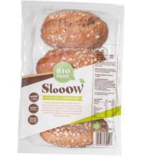 Slooow Weizenvollkornrusti, 4 St Packung