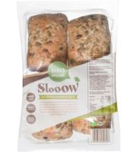 Slooow Kürbiskernbrötchen, 4 St Packung (à 80 gr)