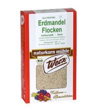 Werz Erdmandelflocken, 250 gr Packung -glutenfrei-