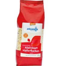 Spielberger Haferflocken Kleinblatt, 375 gr Packung -glutenfrei-