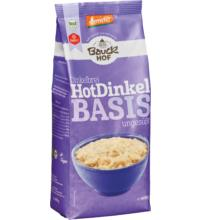 Bauck Hof Hot Dinkel Basis, 400 gr Packung