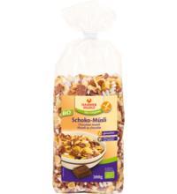 Hammermühle -glutenfrei- Schoko-Müsli, 300 gr Packung -glutenfrei-
