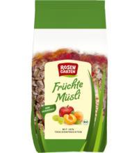 Rosengarten Früchte-Müsli, 2 kg Packung