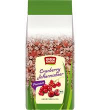 Rosengarten Cranberry-Johannisbeer Müsli, 375 gr Packung