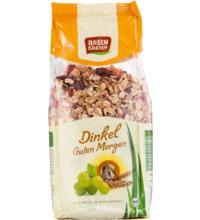 Rosengarten Dinkel Guten-Morgen-Müsli, 500 gr Packung