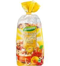 dennree Sonnenfrucht Müsli, mit 50 % Fruchtanteil, 500 gr Packung