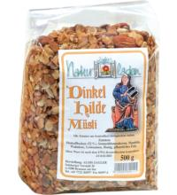 Zagler Müslibär Dinkel Hilde Müsli, aus Österreich, 500 gr Packung